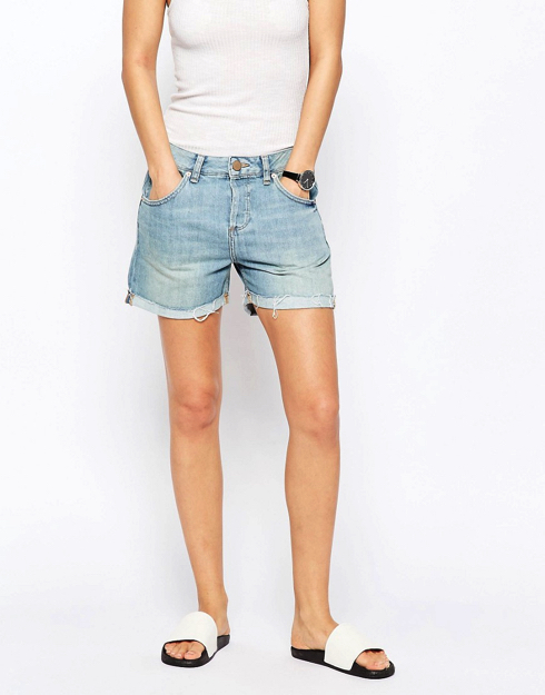 10 Pairs Of Denim Shorts Under $50 2
