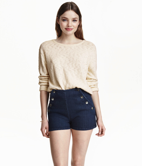 10 Pairs Of Denim Shorts Under $50 6