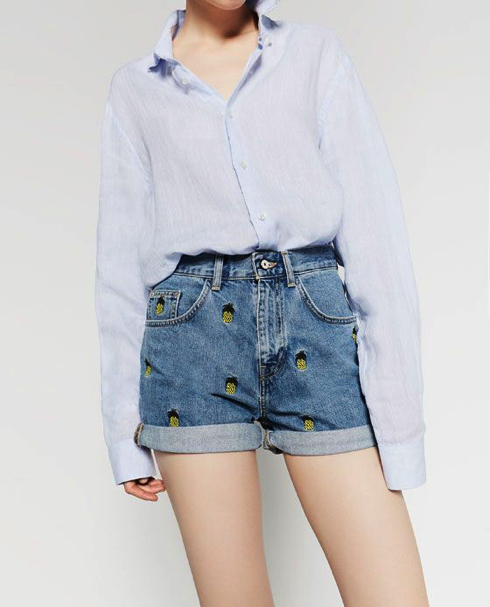 10 Pairs Of Denim Shorts Under $50 7