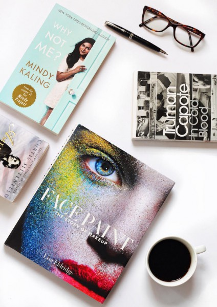 Best-Fall-Books-2015-Why-Not-Me-Mindy-Kaling-Face-Paint-Lisa-Eldridge